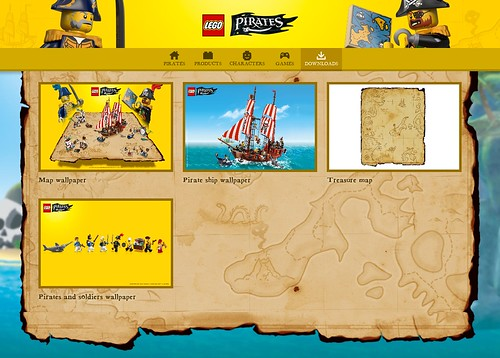 www - Downloads - Pirates LEGO.com