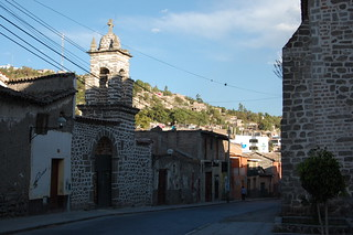 Churches in Huamanga, Ayacucho, Peru