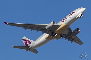 F-WWYT // A7-AFF Qatar Airways Cargo Airbus A330-243F - cn 1578