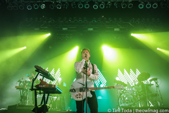 St. Lucia @ Terminal 5, NYC 11/19/14