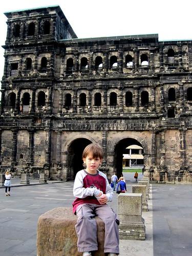 Porta Nigra de Trier