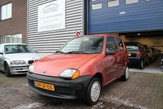 Fiat Seicento - 900 ie S