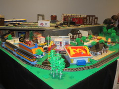 Weisman Lego Display - 12