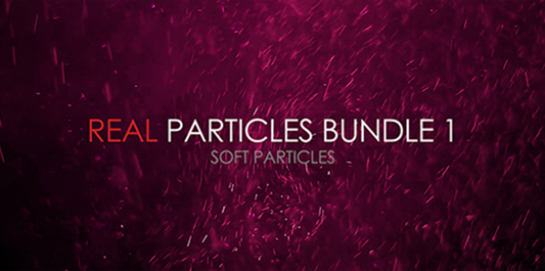 Real Particles Bundle 1 (Soft Particles)
