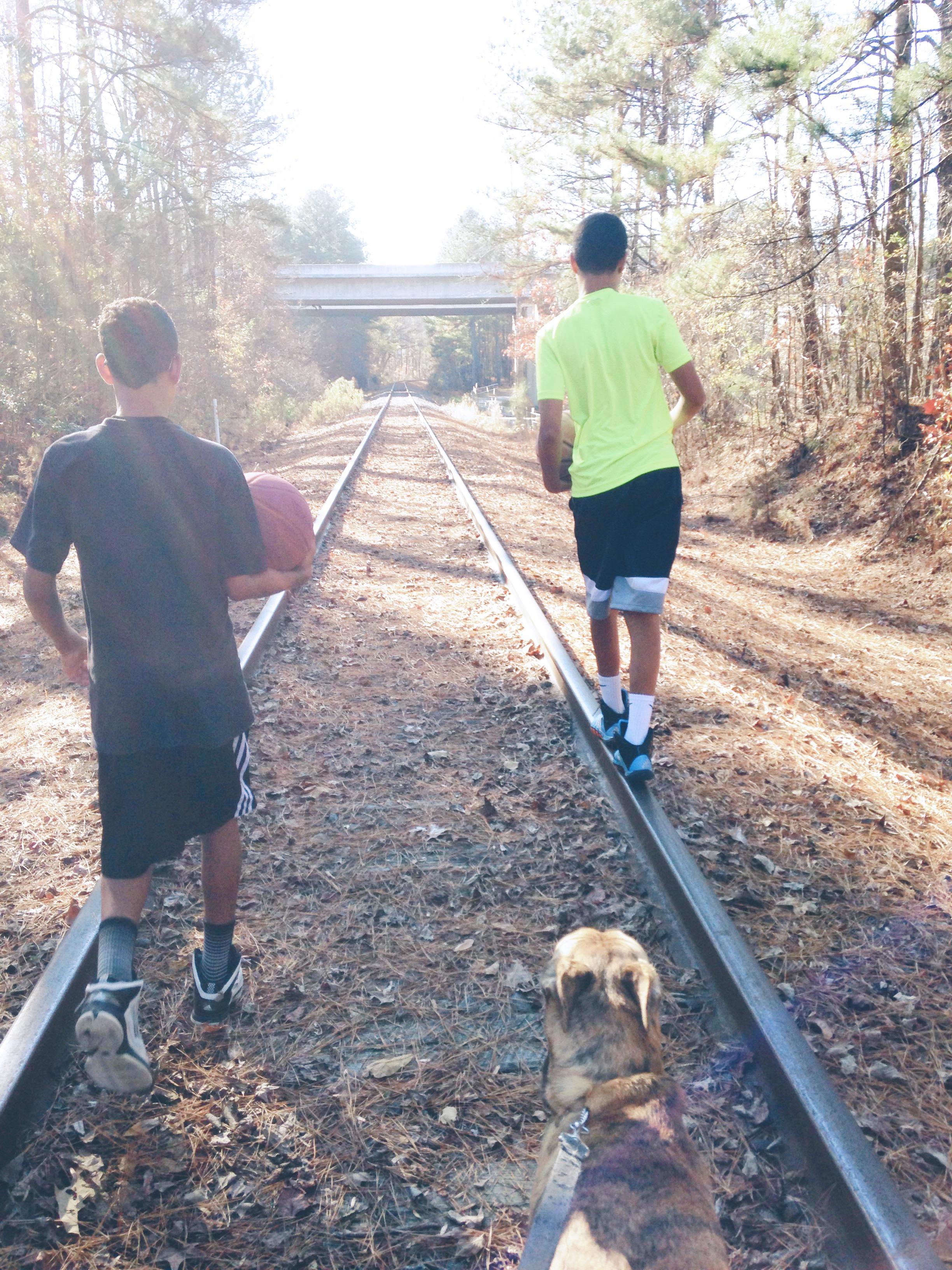 boys tracks