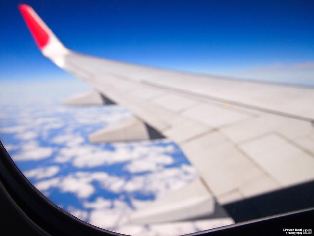 旅行三兩事 │ Flights