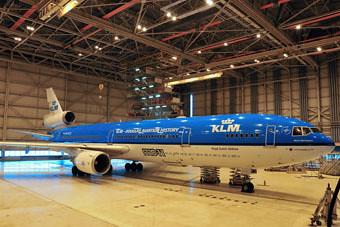 KLM MD11 retiro (KLM)