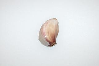 02 - Zutat Knoblauchzehe / Ingredient garlic