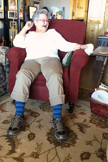 Aunt Grace's Socks