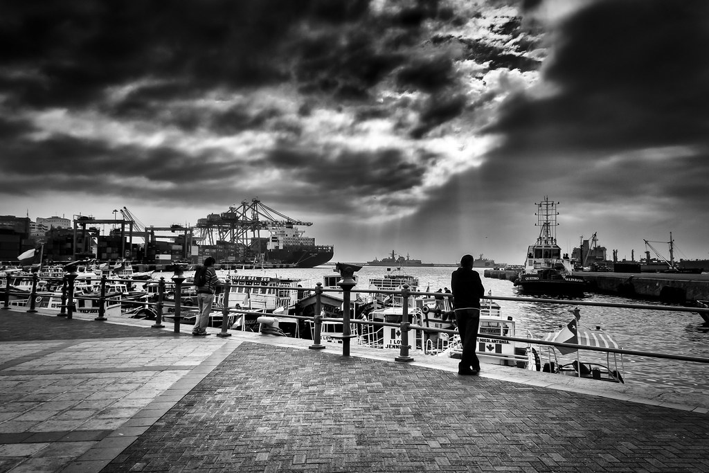 Puerto de Valparaíso 2013