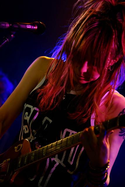 Juz live at Outbreak, Tokyo, 09 Dec 2014. 070