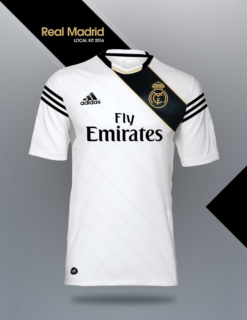 Real Madrid CF  Every team has a story 713330872783c