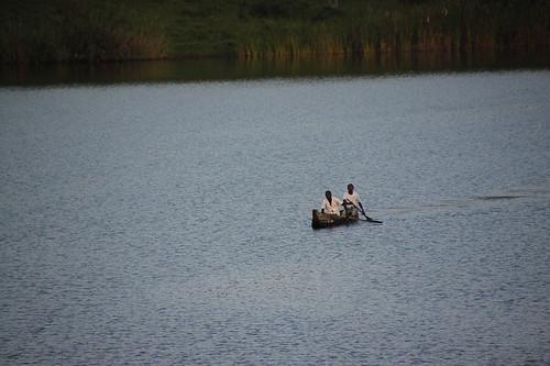 lake rwanda lakemuhazi