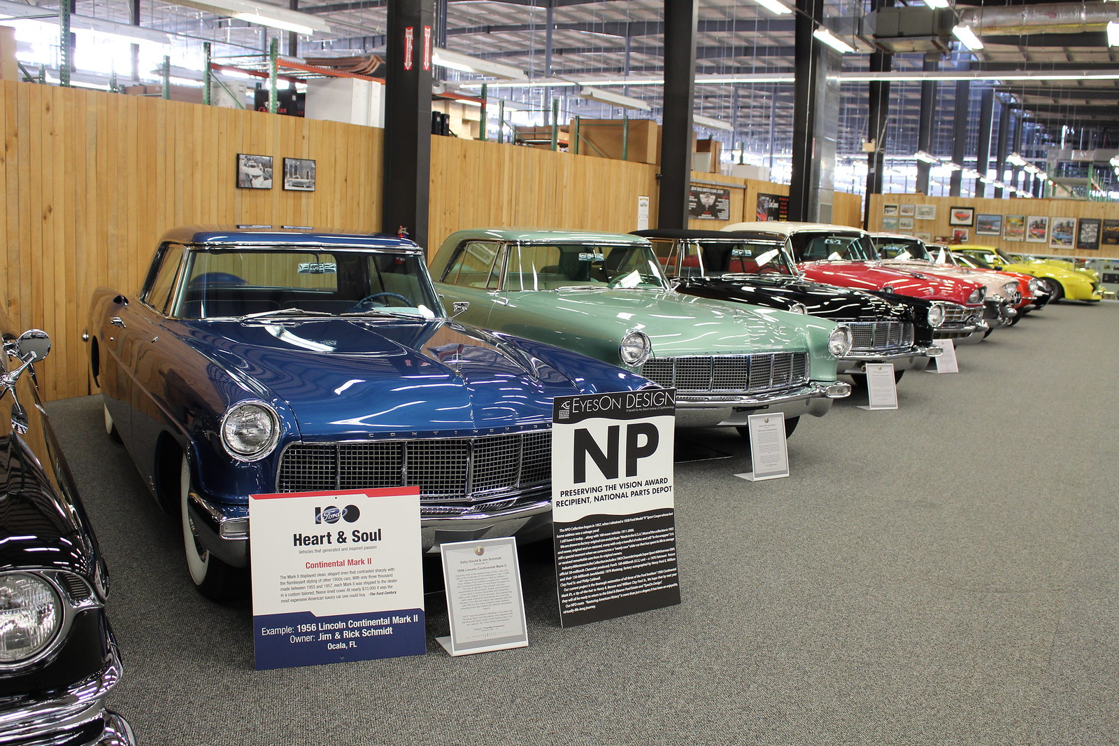 NPD Ocala Car Collection Photos - Mustang Owners Club of Great Britain