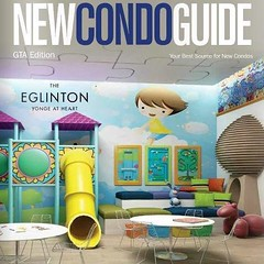 #TheEglinton is featured on the cover of the current issue of the New Condo Guide. #LifeStoreys