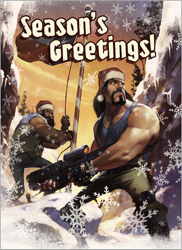 Happy Holidays from Loadout