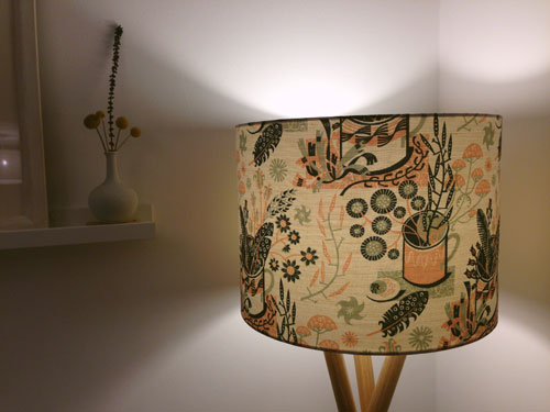 Revill Revill St Judes Natures Table Lampshade