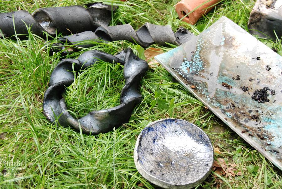 Ceramic course by Barbara Holtmeyer: Raku