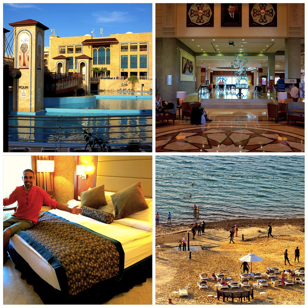 Crowne Plaza Dead Sea Hotel, Jordania