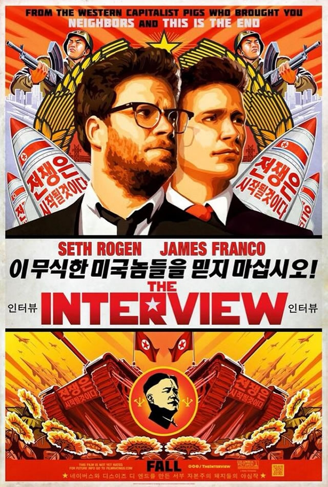 Ám Sát Kim Jong Un - The Interview (2014)