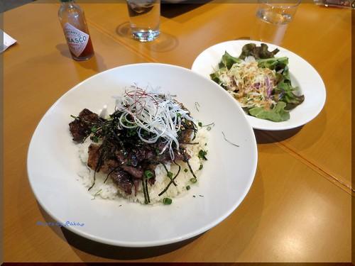 Photo:2014-11-17_築地記録帳_場外:BlueMood ライブハウスがランチは気楽レストランに_02 By:logtaka