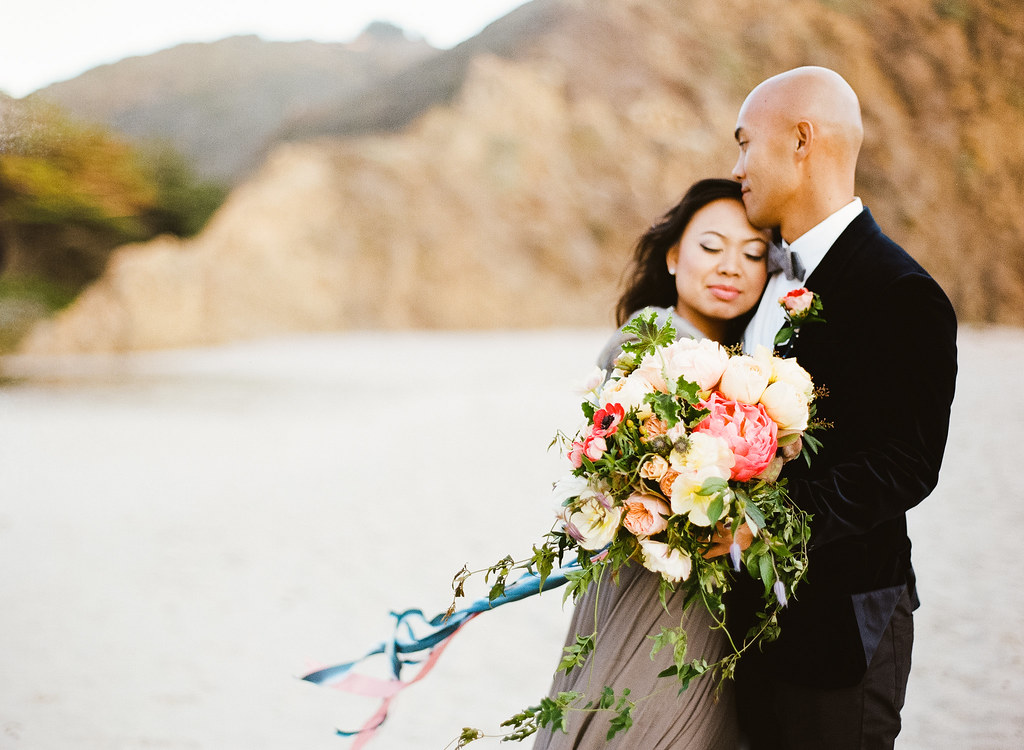 Ben Sasso Big Sur Elopement Film