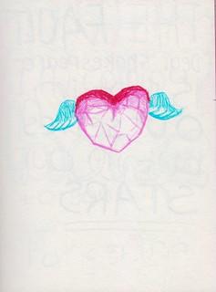 16 Winged Heart