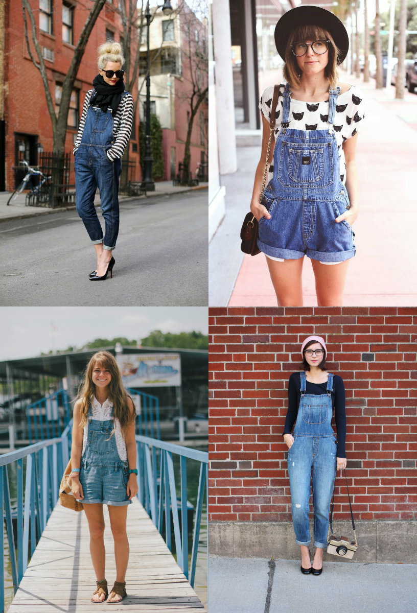 overalls outfits ideas