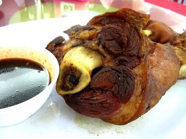 Hong Fu crispy pata