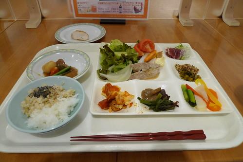 夕ごはん 新玉川温泉2014