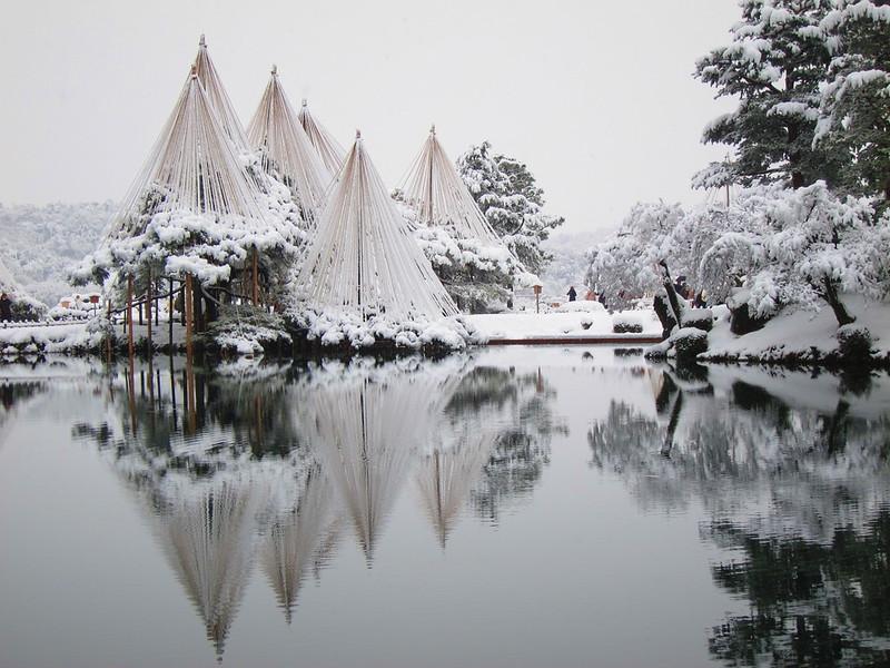 Yukitsuri nieve