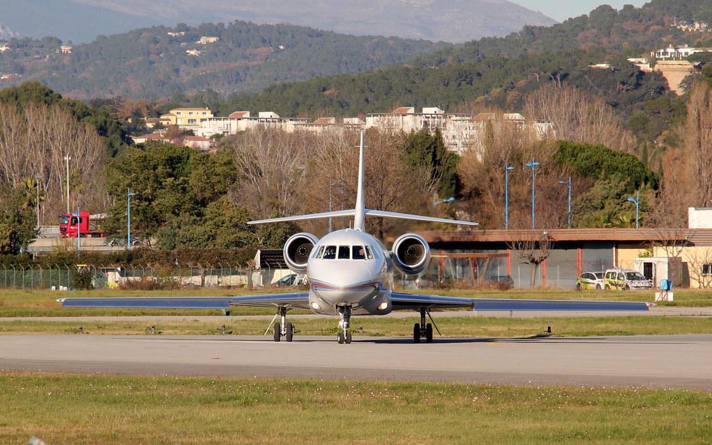 Aeroport Cannes-Mandelieu , LFMD , Janvier 2015 16028326390_6ac06f9769_b
