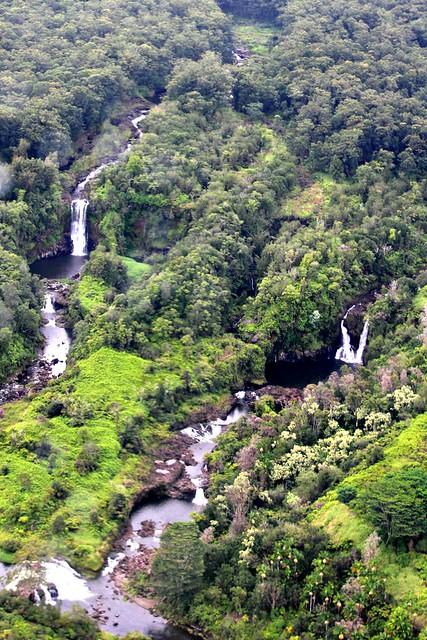 Havaiji vesiputoukset