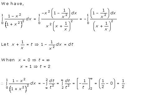 RD Sharma Class 12 Solutions Chapter 20 Definite Integrals Ex 20.2 Q38