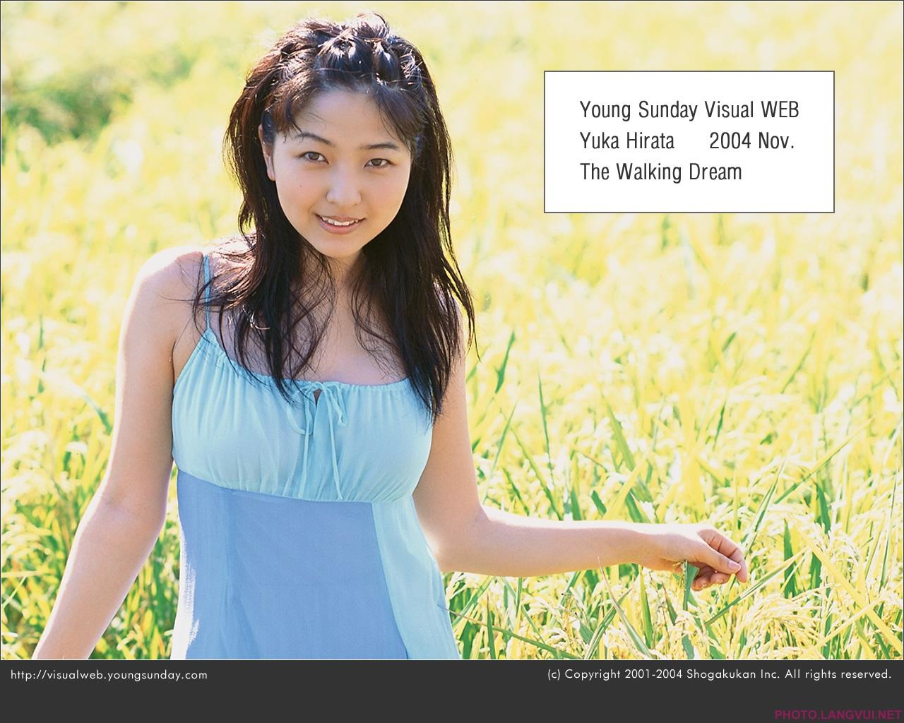 YS Web Vol 102 Yuka Hirata The Walking Dream