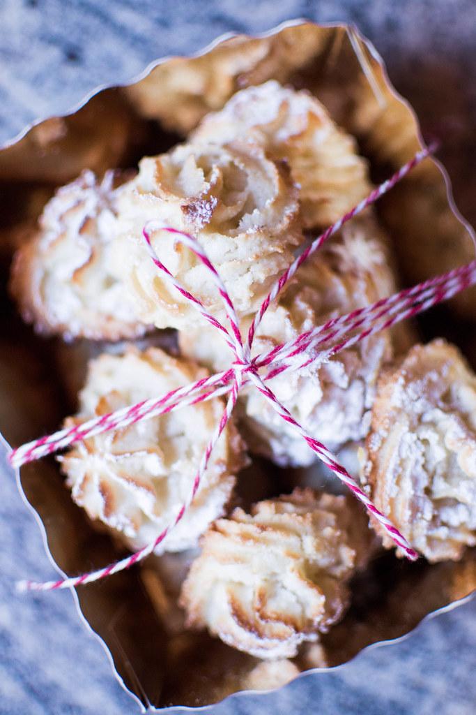 Almond Pastries | A recipe