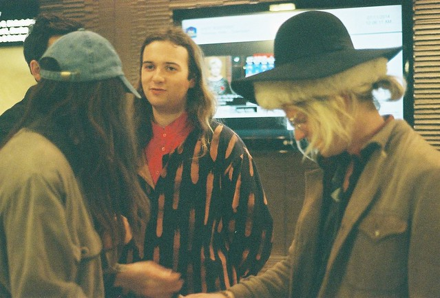 Connan Mockasin comes to town