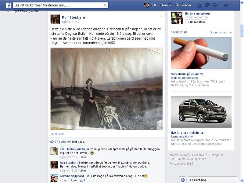 stenberg facebook