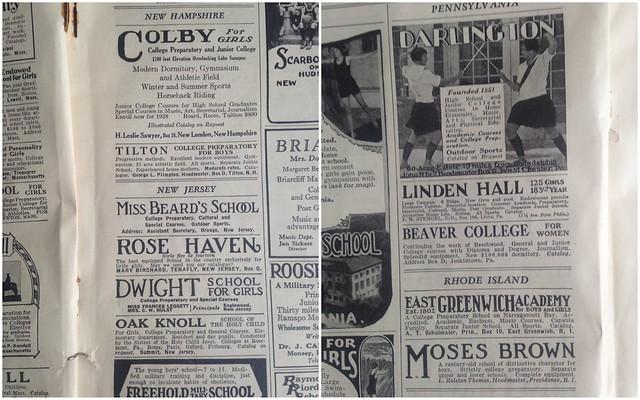 Magazine Monday 1928 Delineator