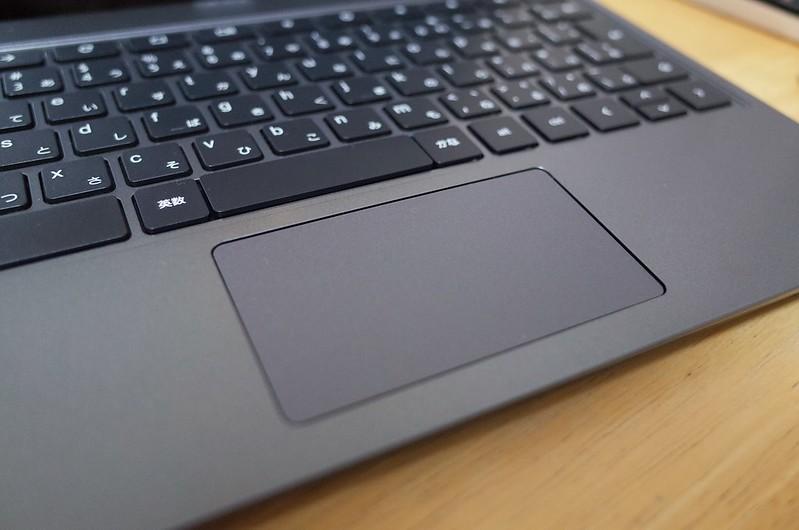 Chromebook Acer C720タッチパッド