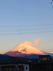 Mt.Fuji 富士山 1/1/2015