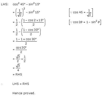 RD-Sharma-Class-11-Solutions-Chapter-7-Trigonometric-Ratios-Of-Compound-Angles-Ex-7.1-Q-15
