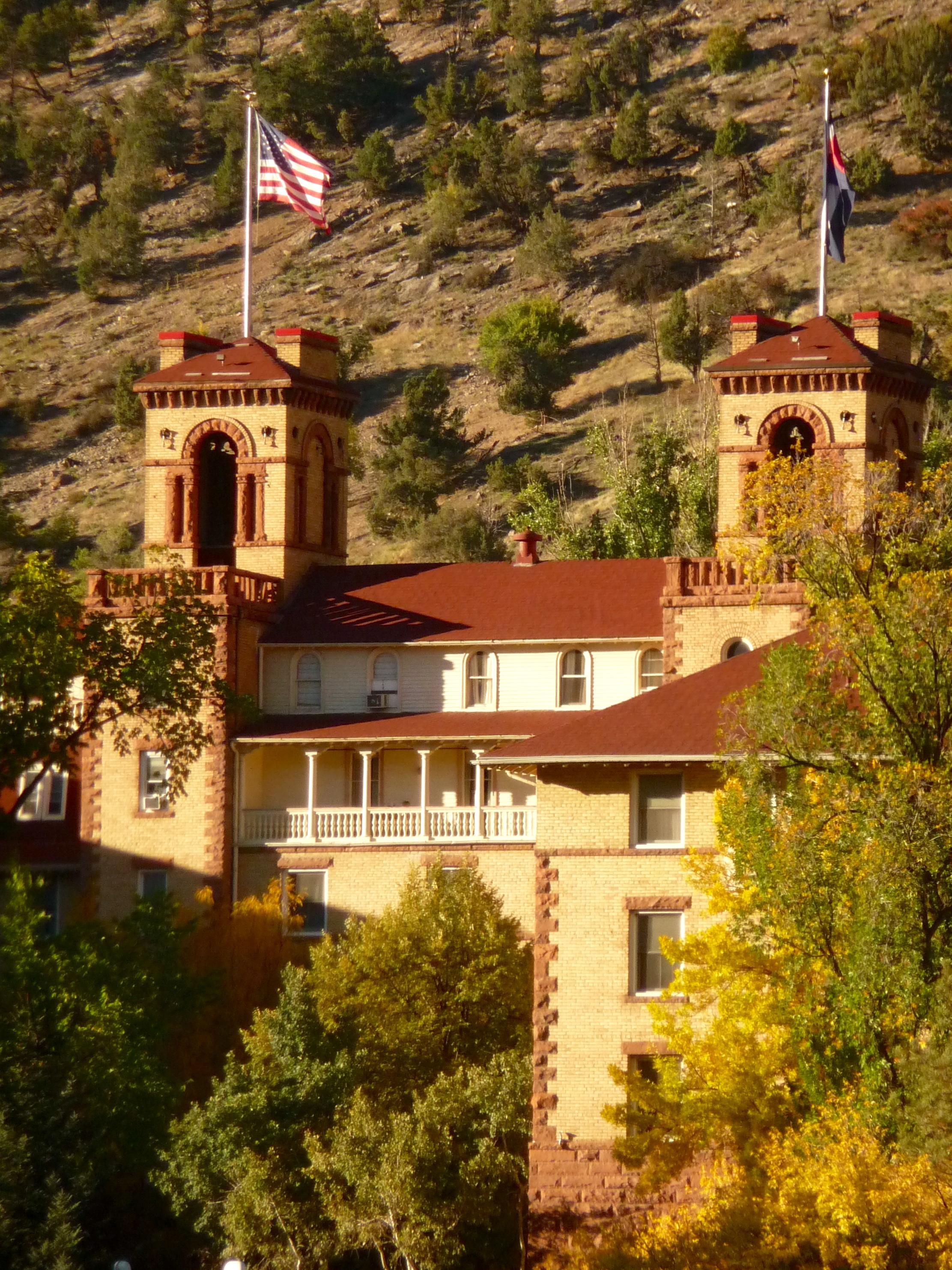 Glenwood Springs Elevation : Elevation of glenwood springs co usa maplogs