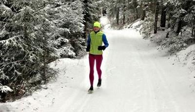 7 výhod zimního běhání venku