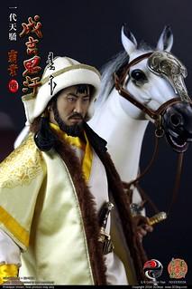 偉大的征服者成吉思汗人偶推薦!