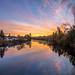 Millwood Sunrise by CraigGoodwin2