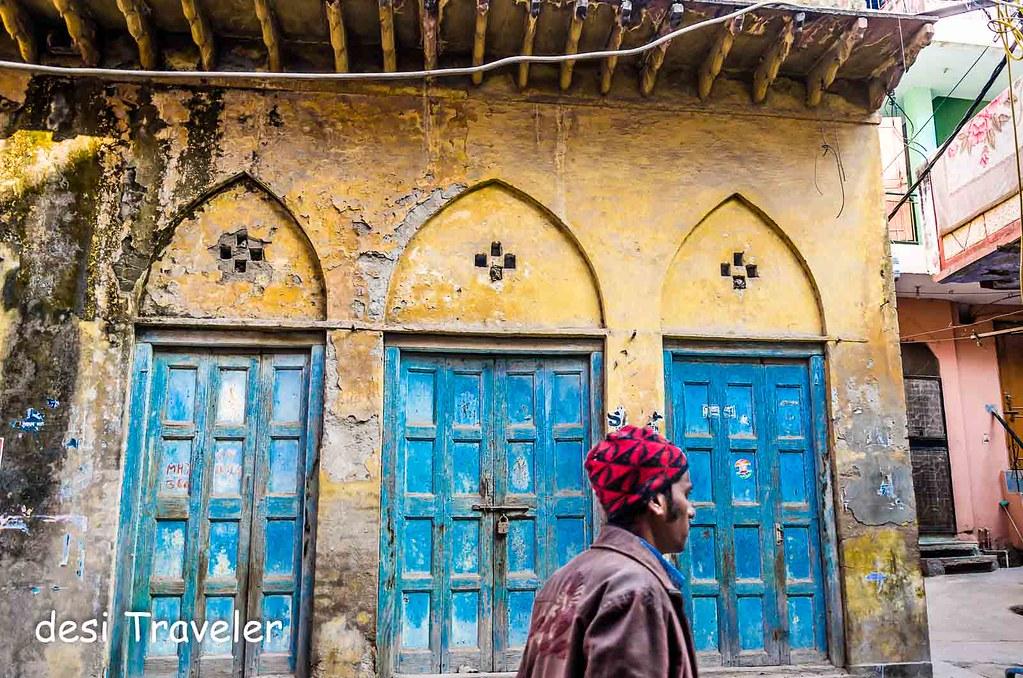 Delhi heritage old House