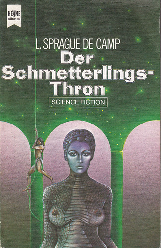 L. Sprague de Camp / Der Schmetterlingsthron