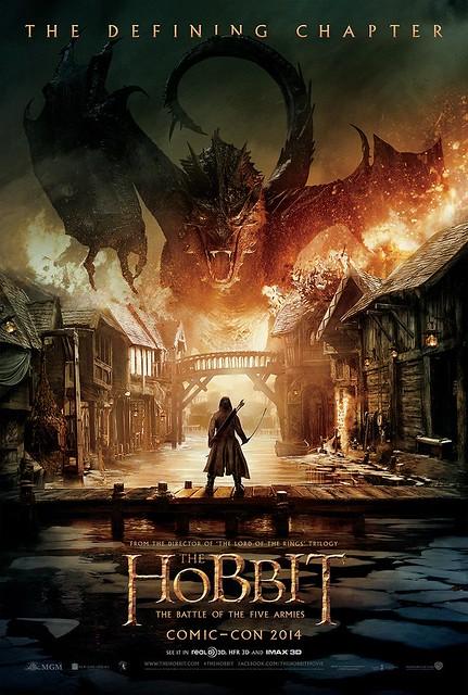 Phim Người Hobbit: Đại Chiến Năm Cánh Quân - The Hobbit: The Battle Of The Five Armies