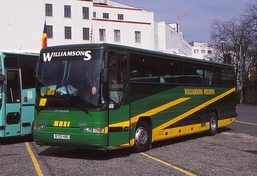 Williamsons M701 HBC (c) David Bell